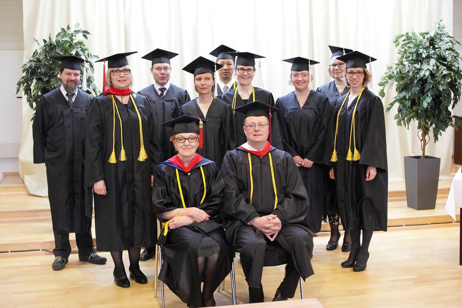 Finland grads