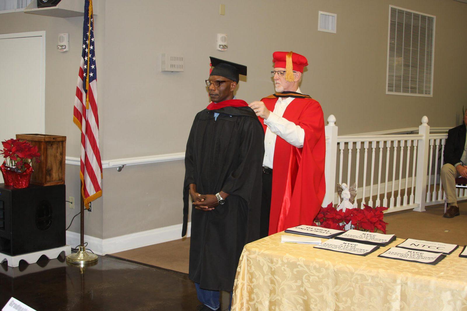 Rayburn Graduation