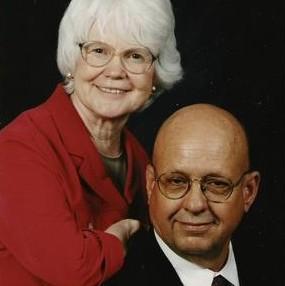 Jarlene and Willard Teague