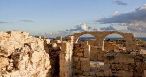 Ruins in Greece