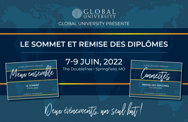 Summit Commencement FRENCH Poster 2022 R2