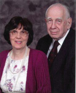 Otto & Edith Kaiser