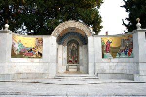 St. Paul Monument in Berea, Greece